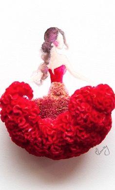 Lim Zhi Wei of Love Limzy's flower art!
