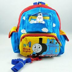 Thomas Friends Baby Child Toddler Infant Newborn Children Boy Girl Kid Keeper Nursery Safety Safe Security Harness Cartoon Backpack Walking Walker Strap Rein Belt Leash Bag Carrier Sling -- Details can be found by clicking on the image.(This is an Amazon affiliate link and I receive a commission for the sales)