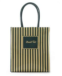 Marshall Fields Lunch Bag.. I miss you Marshall Fields :(