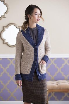 Ravelry: Madingley Cardigan pattern by Alex Capshaw-Taylor