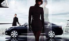 High fashion lifestyle, high fashion car.    #LEXUS