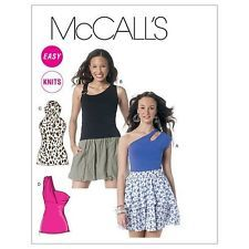 McCall's Patterns M6326 Misses' Tops
