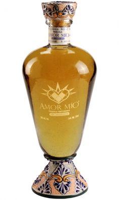 "Amor mio reposado tequila 75cl #tequila www.LiquorList.com ""The Marketplace for Adults with Taste"" @LiquorListcom #LiquorList"