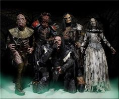 Lordi Interview By AphroditesChild & Crozzy