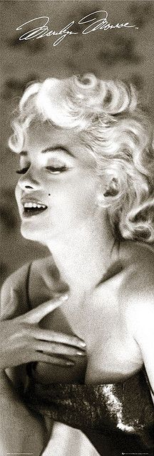 Marilyn Monroe Chanel advertisement