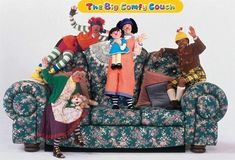 The Big Comfy Couch 16 Canadian TV Shows That Totally Shaped Your Childhood Early 2000s Tv Shows, 90s Tv Shows, Right In The Childhood, Childhood Tv Shows, Childhood Movies, Old Pbs Kids Shows, Kids Tv Shows 2000, The Big Comfy Couch, Childhood Memories 90s