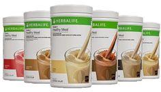 Herbalife Formula 1 Shakes Flavors