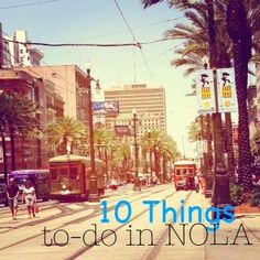 Pinning with Mrs. Pennington: 10 Things to-do in New Orleans. You MUST visit here!!
