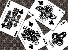Trumplust, Reinventing the Playing Card Deck   Alphadesigner Blog
