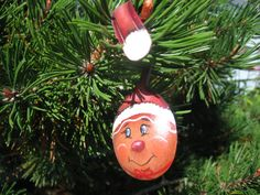 35 Gingerbread Man Painted Spoon Ornament by SantaHeaven on Etsy, $15.00