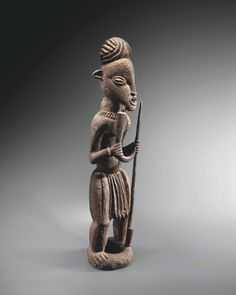 BANGWA STATUE Statues, Art Ancien, African Sculptures, Les Oeuvres, Masks, America, Effigy, Usa, Face Masks