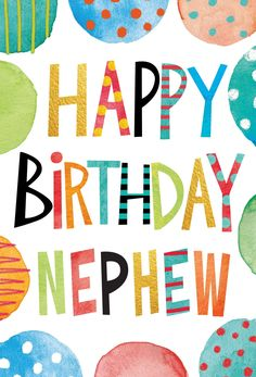 Happy Birthday Nephew Funny, 7th Birthday Boys, Happy Birthday Wishes For Him, Happy Birthday Greetings, Niece And Nephew, Birthday Cards, Eid, Families, Balloons