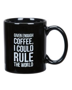 Given Enough Coffee Mug www.ShopTheShoppingBag.com