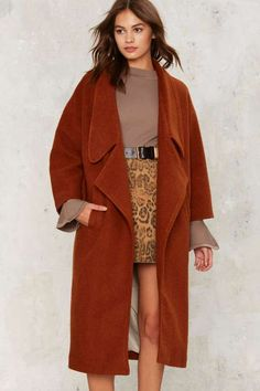Soho Oversized Coat