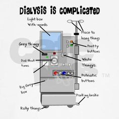 Dialysis On Pinterest Dialysis Montages And Doctor Who