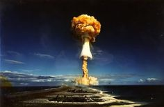 Nuclear Bomb Explosions