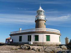 Galicia / Santa Uxia de Ribeira - Cabo Corrubedo Lighthouse, Spain