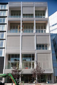 Metal Shutter Houses  design Exterior 3