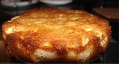 V-GoodCuisine: Gâteau aux pommes et au miel Nouvelle recette de l... French Toast, Bread, Breakfast, Food, Honey, Apple Cakes, Tarts, New Recipes, Greedy People