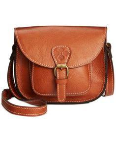 Patricia Nash Argos Crossbody Saddle Bag | macys.com