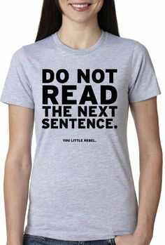 I live these kinds of shirts! There so Gosh darn funny!