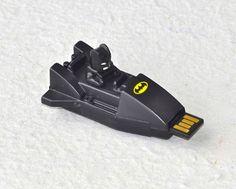 Batman USB Drive - 20 Superhero and Supervillain USB Sticks   EgoTV - via http://bit.ly/epinner