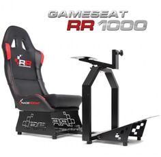 RACE-STAR - driving simulators, sport seats, SPARCO, RECARO-Gameseat RR1000 Race Room Home Simulator