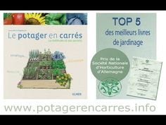 Le potager en carrés, site officiel du jardinage en carrés