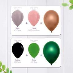 Balloon Inside Balloon, Balloon Flowers, Balloon Bouquet, Balloon Arch, Balloon Garland, Balloon Decorations Party, Birthday Decorations, Balloon Hacks, Stuffed Balloons