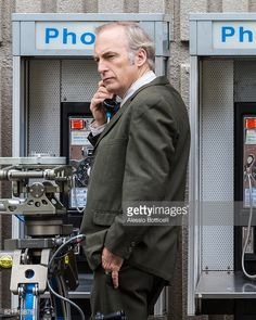 Better Call Bob Odenkirk ^_^  Bob filming in NY the new Spielberg Movie ''The Papers'' too cool. More on my facebook page ;)