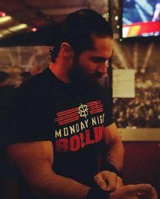 wwe kicks off with vs in tonight's Seth Freakin Rollins, Seth Rollins, Best Wrestlers, Burn It Down, Wwe World, Usa Network, Hard Workers, Roman Reigns, Wwe Superstars