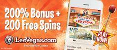 leovegas free casino bonus