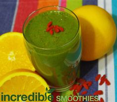 30-Day Green Smoothie Challenge - Day 1