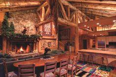 Rönkház felsőfokon - lenyűgöző építészeti megoldások újrahasznosított faanyaggal