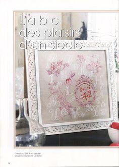 Gallery.ru / Фото #14 - DFEA Carnet de broderie 05. - Olechka54