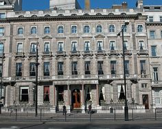 The Cavalry and Guards Club, situated at 127 Piccadilly, next to the RAF Club. It has three foundation dates: 1810, the foundation date of the Guards' Club, based in Pall Mall. 1890, foundation date of the Cavalry Club, which has always been based at its current location. 1976 when the two clubs merged. When the Cavalry Club first occupied the site in 1890, it was a proprietary club owned by an officer in the 20th Hussars, five years later, ownership passed into the hands of its members.