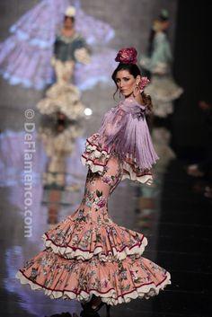 Fotografías Moda Flamenca - Simof 2014 - Nuevo Montecarlo 'Mi dulce veneno' Simof 2014 - Foto 05