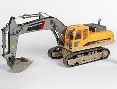Hobby Engine RC Trucks Diggers, Cranes and Excavators | Wonderland ...