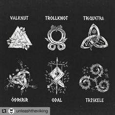 Norse Pagan, Viking Symbols, Viking Art, Viking Runes, Mayan Symbols, Egyptian Symbols, Ancient Symbols, Viking Tattoo Symbol, Norse Tattoo