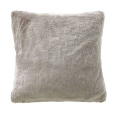 Glenmore Mink Faux Fur Pillow by Waterford Fur Pillow, Throw Pillows, Decorative Items, Decorative Pillows, Waterford Bedding, Pillows Online, Outdoor Lounge Furniture, Unisex Baby Clothes, Surf Shop