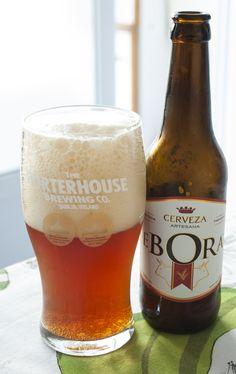 Ebora Tostada. Brown Ale. 5.4º