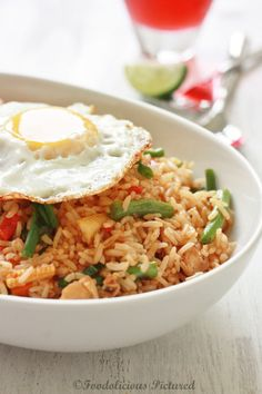 Thai Curried Fried Rice