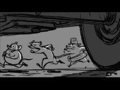 Ratatouille Deleted Scene.