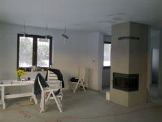 Salon before