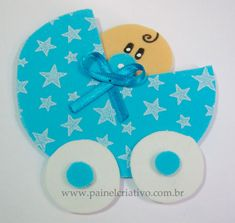 See related links to what you are looking for. Moldes Para Baby Shower, Paper Crafts, Diy Crafts, Xmas Party, Baby Shower Parties, Special Occasion, Crafts For Kids, Applique, Birthdays