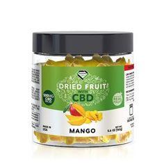 Diamond CBD Dried Fruit - CBD Men's Lifestyle