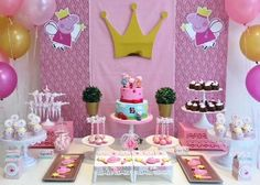 Peppa Pig Birthday Party Ideas | Photo 1 of 17 | Catch My Party