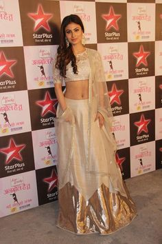 Mouni Roy Must like :) https://www.facebook.com/punjabisboutique