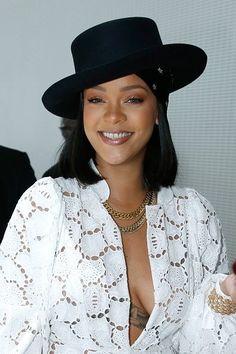June 16:Rihanna in Paris today.