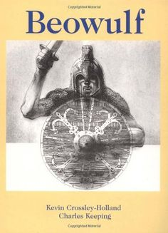 So glad this book was a required in high school.  Not sure if i read this version though...  Beowulf by Kevin Crossley-Holland, http://www.amazon.com/dp/0192723693/ref=cm_sw_r_pi_dp_PZu2pb195Y7A2